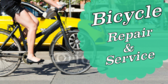 Bike Shop Repair and Service