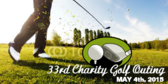 Charity Golf Banner