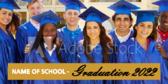 Graduation Class Announcement Banner
