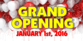 Grand Opening Event Banner