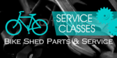 Bike Shop Service Classes