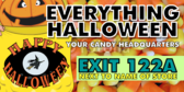 Halloween Candy Exit Sign