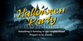 Halloween Party (Scary)