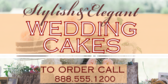 Professional Wedding Cakes