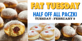 Fat Tuesday Banner