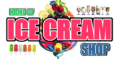 Ice Cream Shop Banner