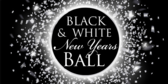 New Years Eve Black and White Ball