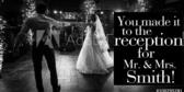 Wedding Reception Party