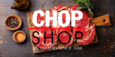 Butcher Shop Chop Shop