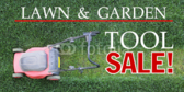 Lawn And Garden Tool Sale