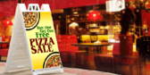 Pizza Panel Signboard