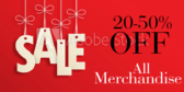 Merchandise Sale Panel