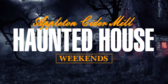 Haunted Weekend Design