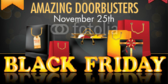 Black Friday Super Sale Savings Banner
