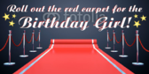 Teen Idol Birthday Banners