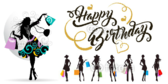 Fashion Show Birthday Banners