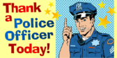 support police signs