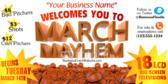 March Mahem