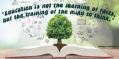 Training To Think Quote