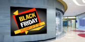 Black Friday Sales Wall Decal
