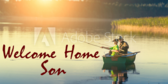 Welcome Home Son Your Message Here