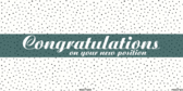 Congratulations Banners | Congratulations WIth Personal Message