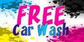 Car Wash Free