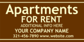 Apartments for Rent Info