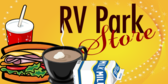 RV Park Store Collection of Goods