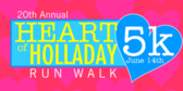 Annual Heart of the City Run Walk