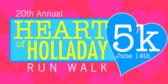 Annual Heart of the City Run Walk