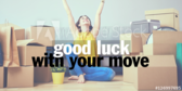 Going Away Banners | Good Luck With Moving