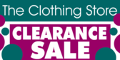 Company Clearance Sale