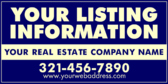 Your Real Estate Company Name Listing