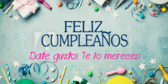 Spanish Language Adult Birthday Banner