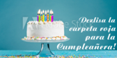 Spanish Language Teen Birthday Banner