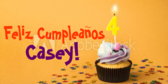 Spanish Language Birthday Banner