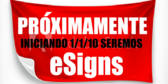 Coming Soon Banner in Spanish