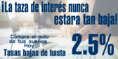 Spanish Finance Offer Banner