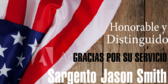 In Spanish Thank You For Your Service Banner