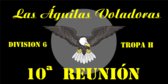 Spanish Military Troops Reunion Banner