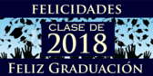 Spanish Class and Year Graduation Congratulations Banner