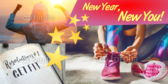 Get Fit in The New Year Banner