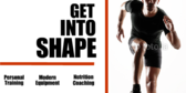 Get Into Shape Banner