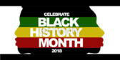 Silhouette Design Black History Celebratory Banner