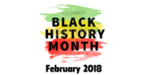 Black History Month Celebratory Banner