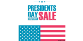 Presidents Day Sale Specials Banner