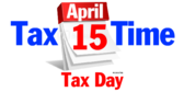 Tax Season Time Banner
