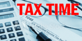 Tax Filing Season Banner