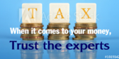 Trust Tax Filing Experts Banner